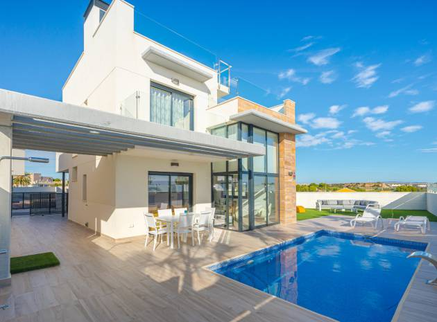 Villa - Neubau - Cabo Roig - Costa Blanca South