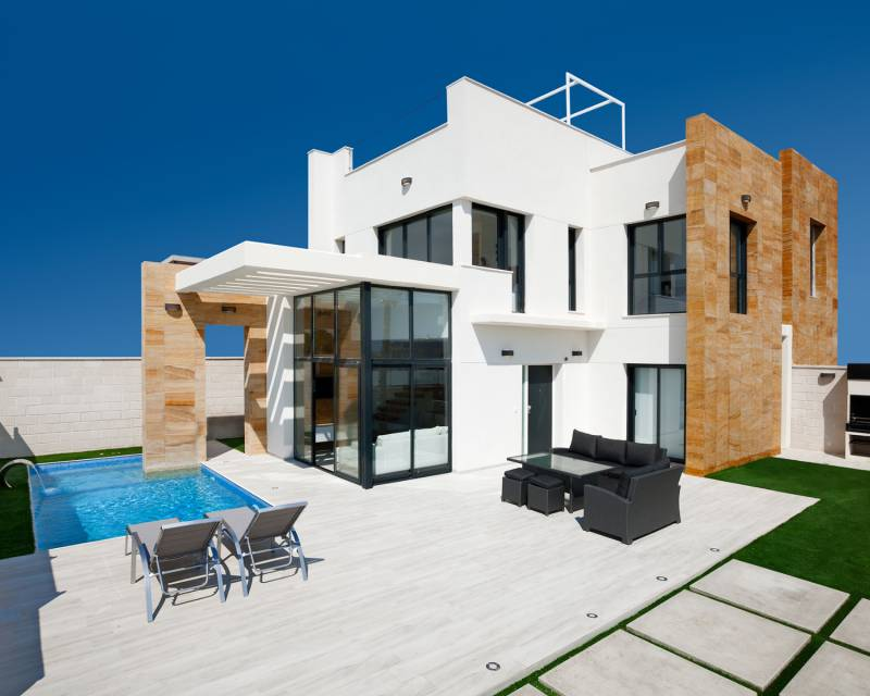 Villa - New Build - Cabo Roig - Costa Blanca South