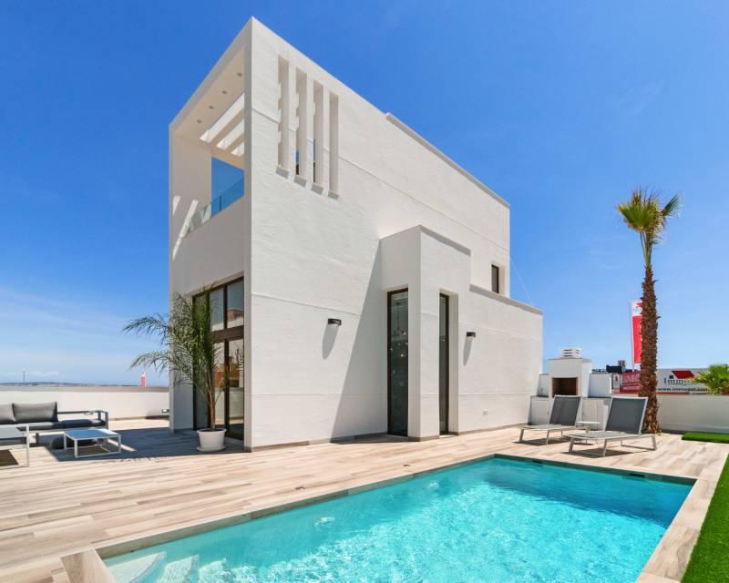 Villa - Nieuw gebouw - Los Balcones - Costa Blanca South