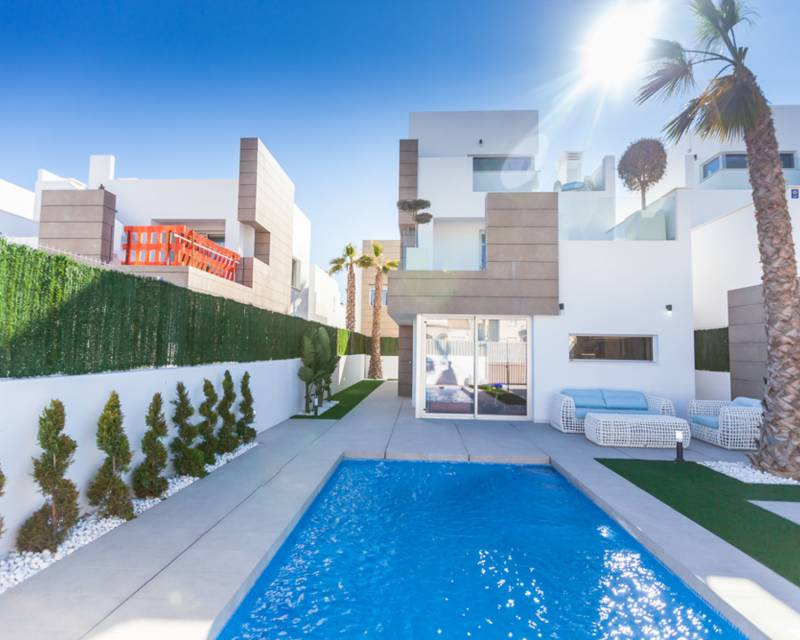 Villa - Neubau - Guardamar - Costa Blanca South