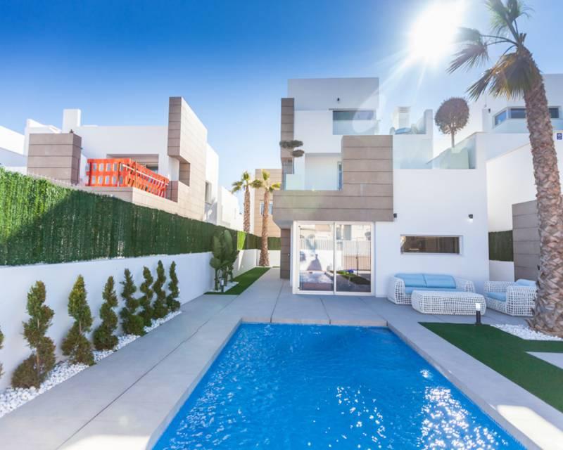 Villa - New Build - Guardamar - Costa Blanca South