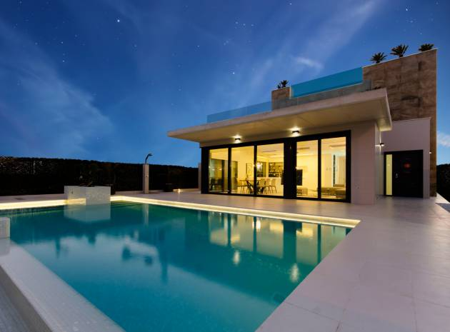 Nybyggnad - Villa - Cabo Roig - Costa Blanca South