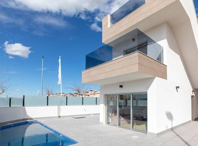 Villa - Nouvelle construction - Torre de la Horadada - Costa Blanca South