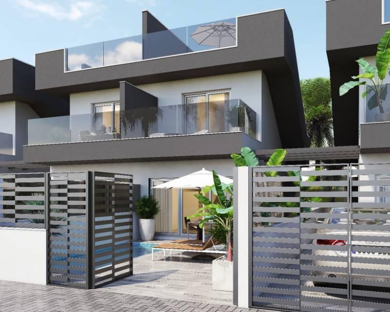 Townhouse - New Build - Torre de la Horadada - Costa Blanca South