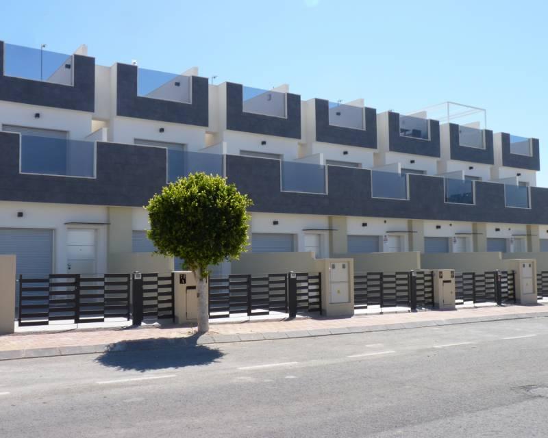 Maison de ville - Nouvelle construction - Torre de la Horadada - Costa Blanca South