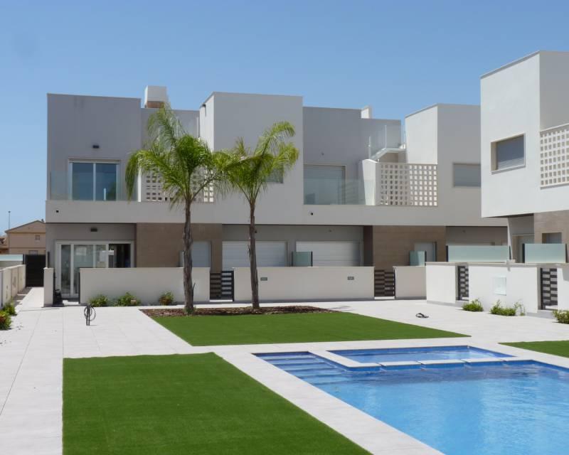 Maison de ville - Nouvelle construction - Santiago de la Ribera - Costa Calida