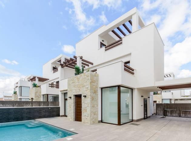 Villa - Nieuw gebouw - Ciudad Quesada - Costa Blanca South