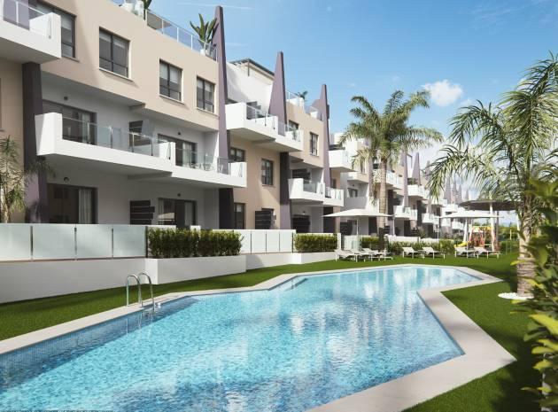 Appartement - Nieuw gebouw - Torre de la Horadada - Costa Blanca South