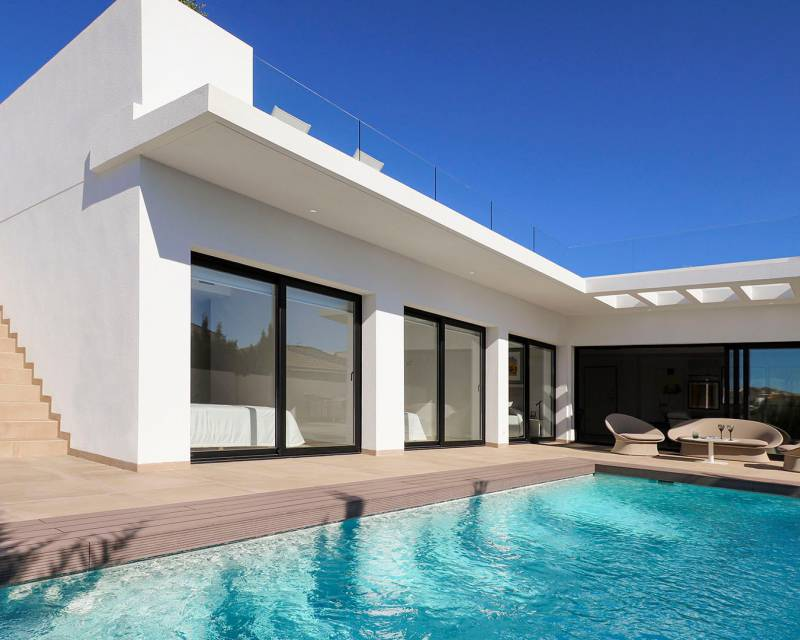 Villa - Nouvelle construction - Ciudad Quesada - Costa Blanca South