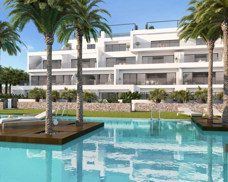 Wohnung - Neubau - Las Colinas Golf Resort - Costa Blanca South