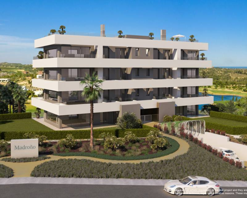 Appartement - Nouvelle construction - Las Colinas Golf and Country Club - Costa Blanca South