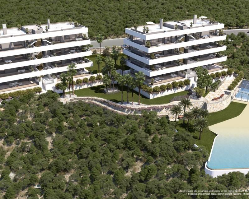 Appartement - Nieuw gebouw - Las Colinas Golf and Country Club - Costa Blanca South