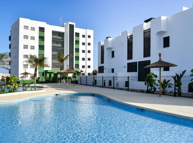 Appartement - Nouvelle construction - Mil Palmeras - Costa Blanca South