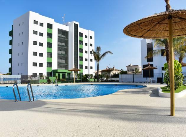 Apartment - New Build - Mil Palmeras - Costa Blanca South