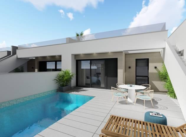 Villa - Nieuw gebouw - Pilar de la Horadada - Costa Blanca South