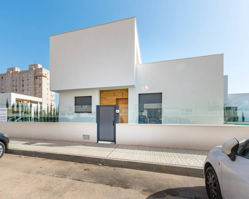 Villa - Nybyggnad - La Manga del Mar Menor - la manga
