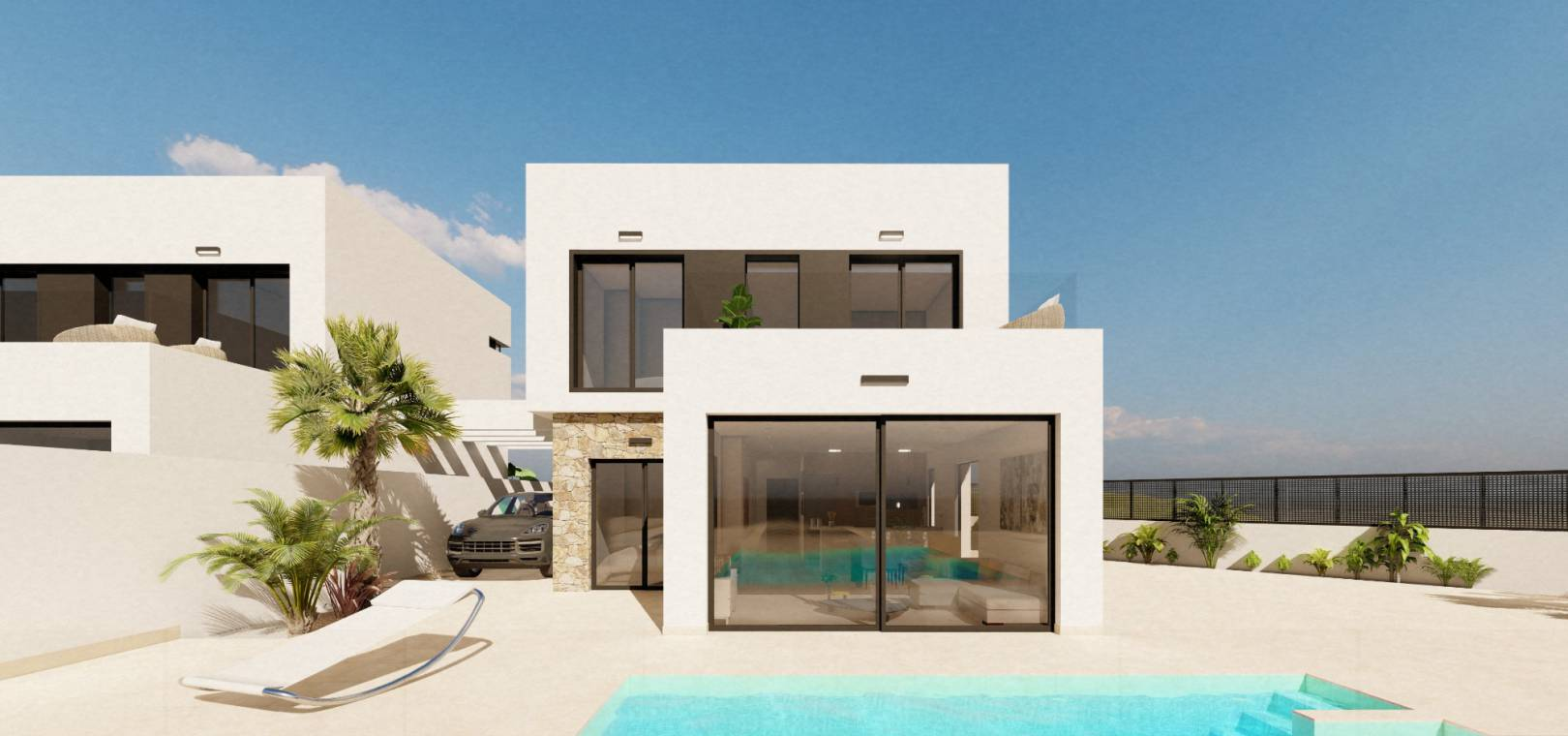 New Build - Villa - Aguilas - Res. Ocean Breeze