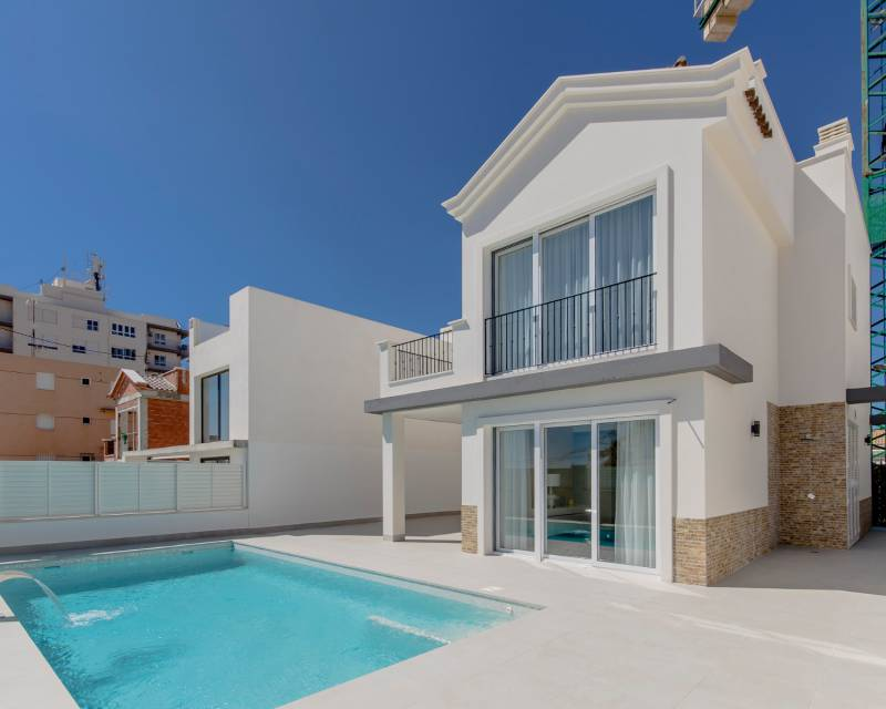 Villa - Nouvelle construction - Torrevieja - Costa Blanca South
