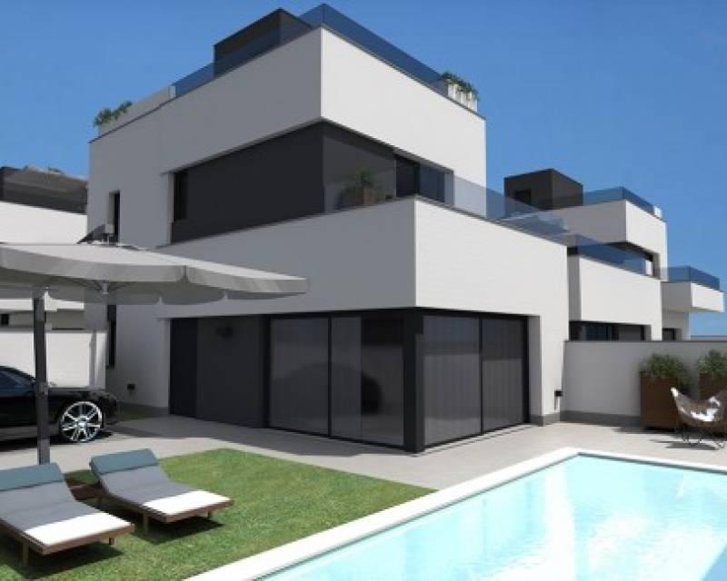 Villa - Neubau - Ciudad Quesada - Costa Blanca South