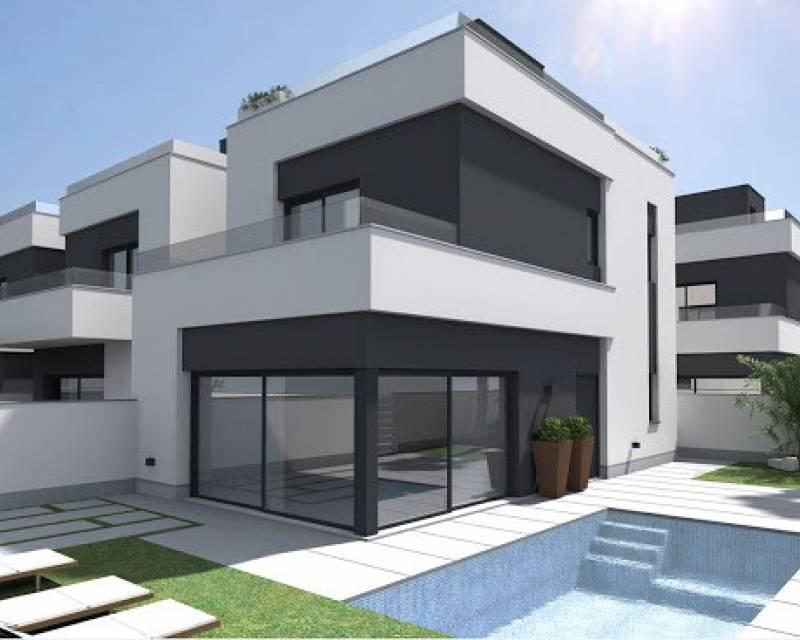 Villa - Nouvelle construction - Los Dolses - Costa Blanca South