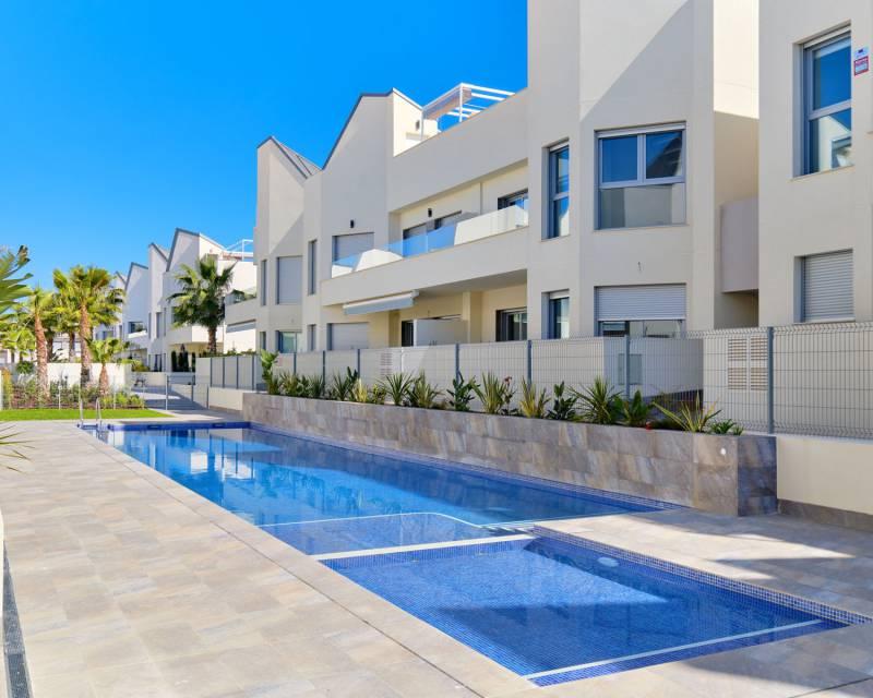 Appartement - Nieuw gebouw - Torrevieja - Costa Blanca South