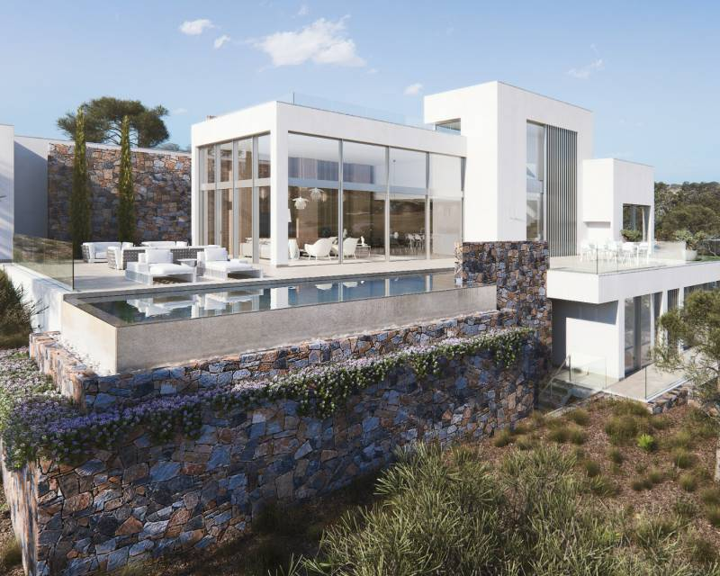 Villa - Nouvelle construction - Las Colinas Golf Resort - Costa Blanca South