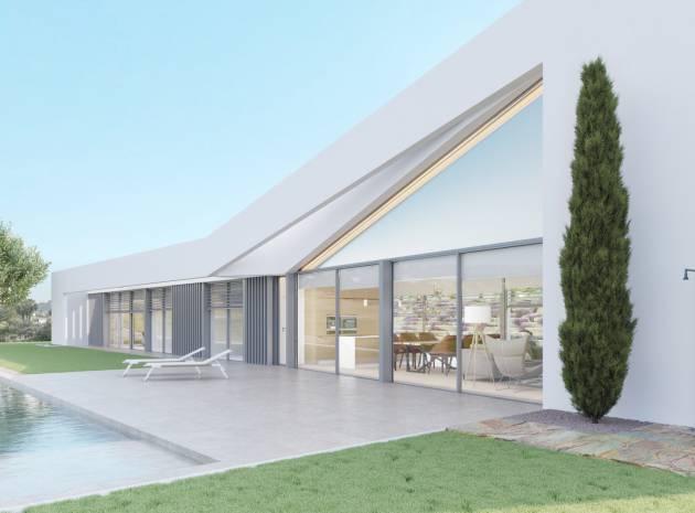 Villa - Nybyggnad - Las Colinas Golf Resort - Costa Blanca South