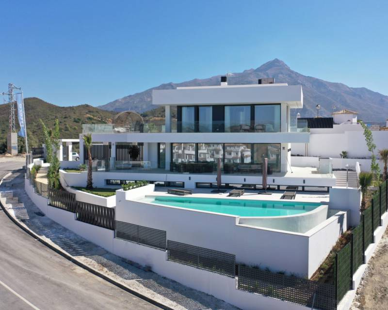 Villa - Neubau - Nueva Andalucia - Nueva Andalucia