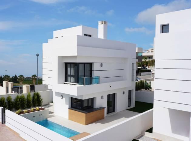 Villa - Nybyggnad - Ciudad Quesada - Costa Blanca South