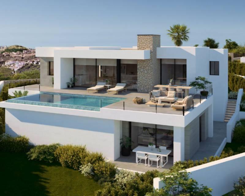 Villa - Nybyggnad - Benitachell - Benitachell - Cumbres del Sol