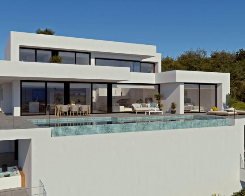Villa - Vente - Benitachell - Benitachell - Cumbres del Sol