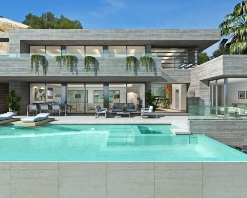 Villa - Verkauf - Benitachell - Benitachell - Cumbres del Sol