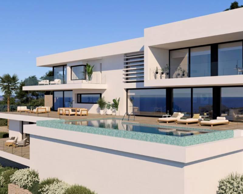 Villa - Försäljning - Benitachell - Benitachell - Cumbres del Sol