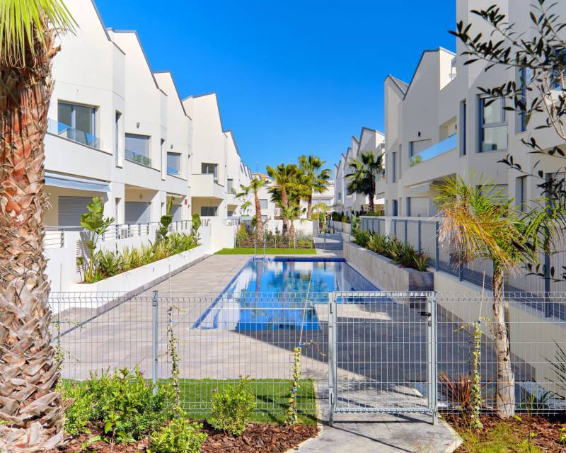 Appartement - Nouvelle construction - Torrevieja - Costa Blanca South