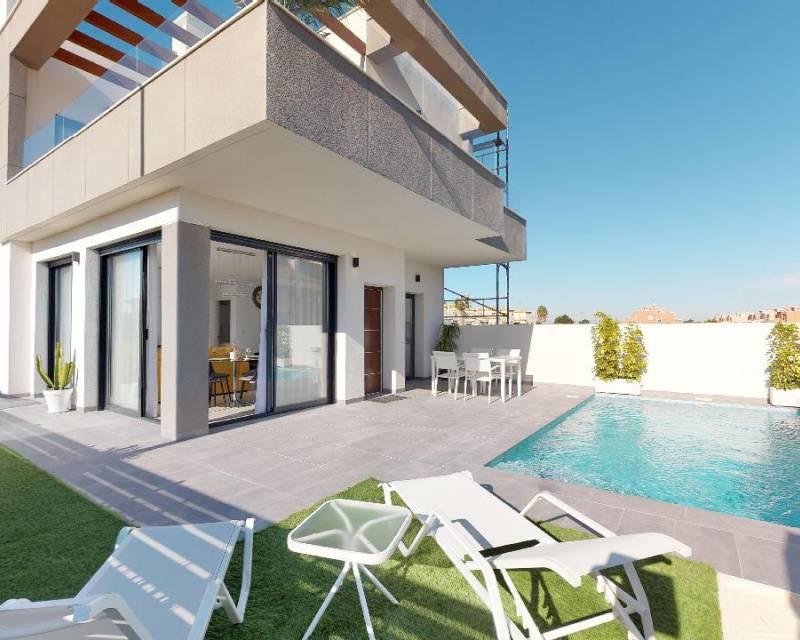 Villa - Neubau - Los Montesinos - Costa Blanca South