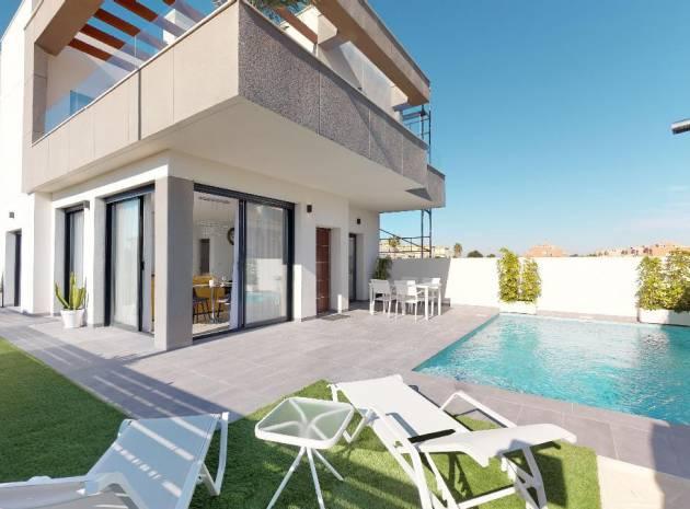 Villa - Nybyggnad - Los Montesinos - Costa Blanca South