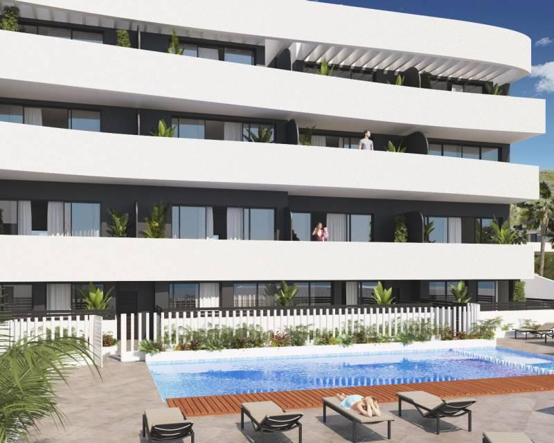 Wohnung - Neubau - Guardamar - Costa Blanca South