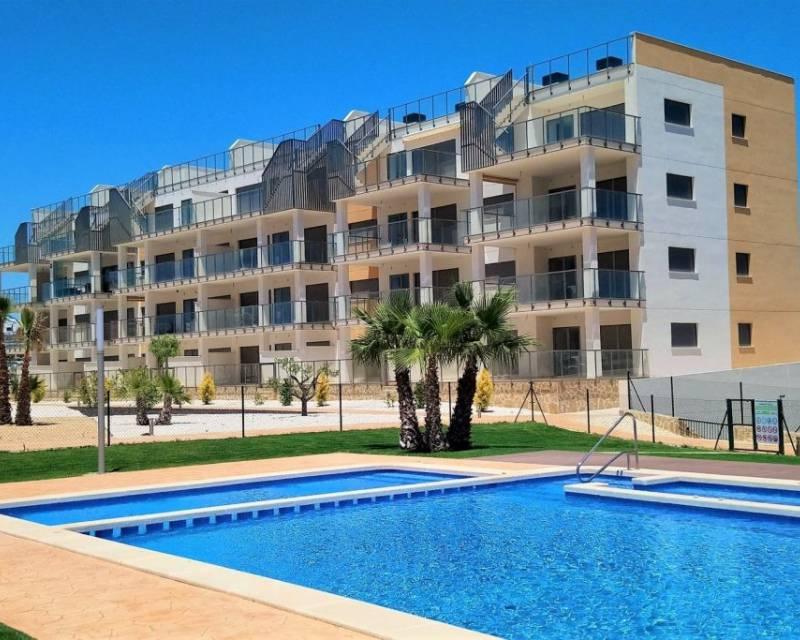 Wohnung - Neubau - Los Dolses - Costa Blanca South
