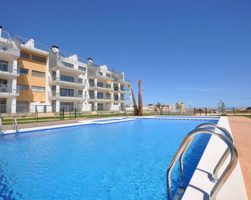 Lägenhet - Nybyggnad - Los Dolses - Costa Blanca South
