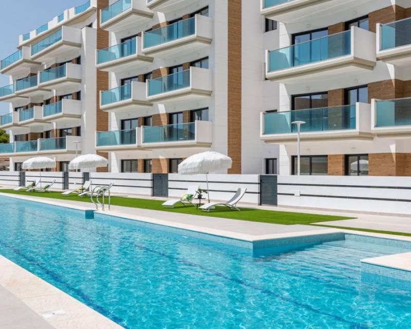 Lägenhet - Nybyggnad - Guardamar - Costa Blanca South