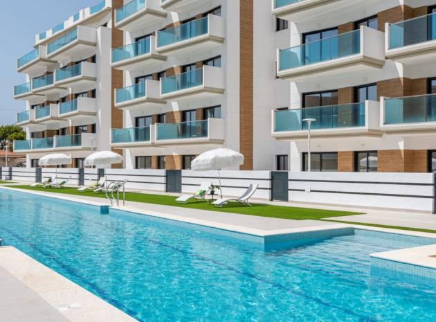 Appartement - Nieuw gebouw - Guardamar - Costa Blanca South