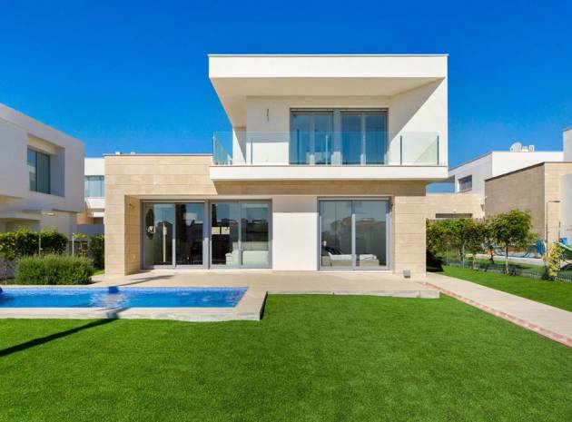Villa - New Build - San Miguel de Salinas - Costa Blanca South