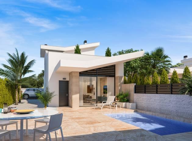Villa - Nieuw gebouw - Benijofar - Villas Peara