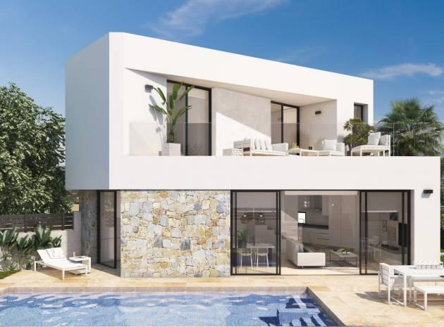 Villa - Nieuw gebouw - Benijofar - Villa Perl