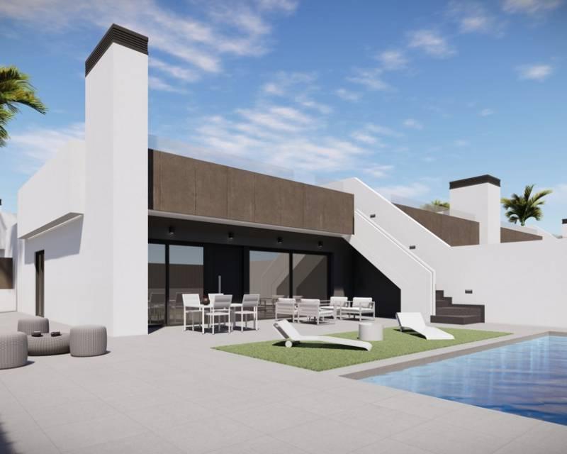 Villa - Nybyggnad - La Manga - Costa Calida