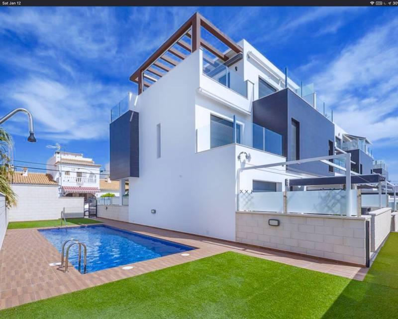 Lägenhet - Återförsäljning - Villamartin - Costa Blanca South