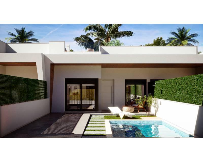 Villa - Nybyggnad - Los Alcazares - Costa Calida