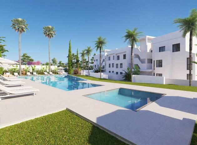 Appartement - Nieuw gebouw - Estepona - Estepona