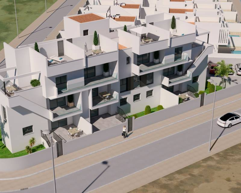 Appartement - Nouvelle construction - Los Alcazares - Costa Calida