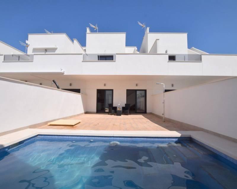 Stadthaus - Neubau - Pilar de la Horadada - Costa Blanca South
